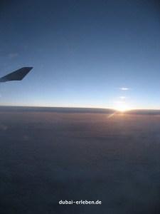 airplane flight dubai