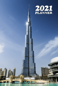 Dubai planner english 2021