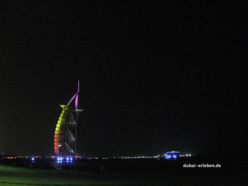 Dubai famous Hotel