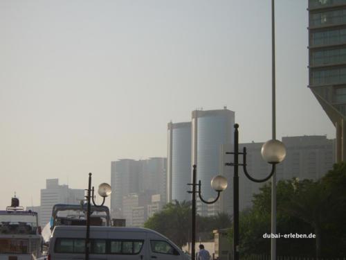 Dubais Altstadt