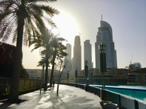 Sunrise Dubai Downtown